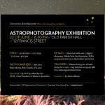Astrophotography Exhibition at the Carnavon Astrofest 2012