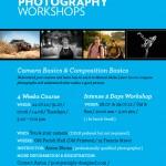 New Photography Workshops in Carnarvon