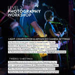 Module 2 Photography Workshop in Carnarvon –  Light, Composition & Advanced Camera Settings